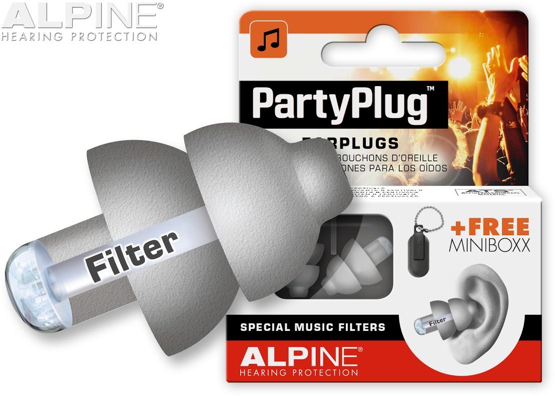 Alpine PartyPlugs
